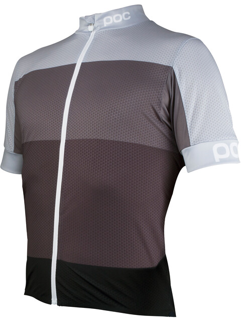 POC M's Fondo Light Jersey Phosphite Multi Grey